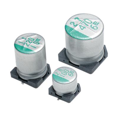 Neuf 10 x ALU-électrolytiques condensateur 20/% 10 V 220uf eea-ga1a221b